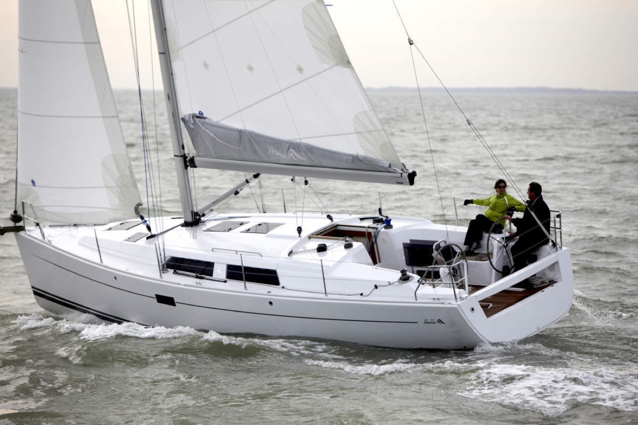 voilier Hanse 375 Ta Shing Yacht Building