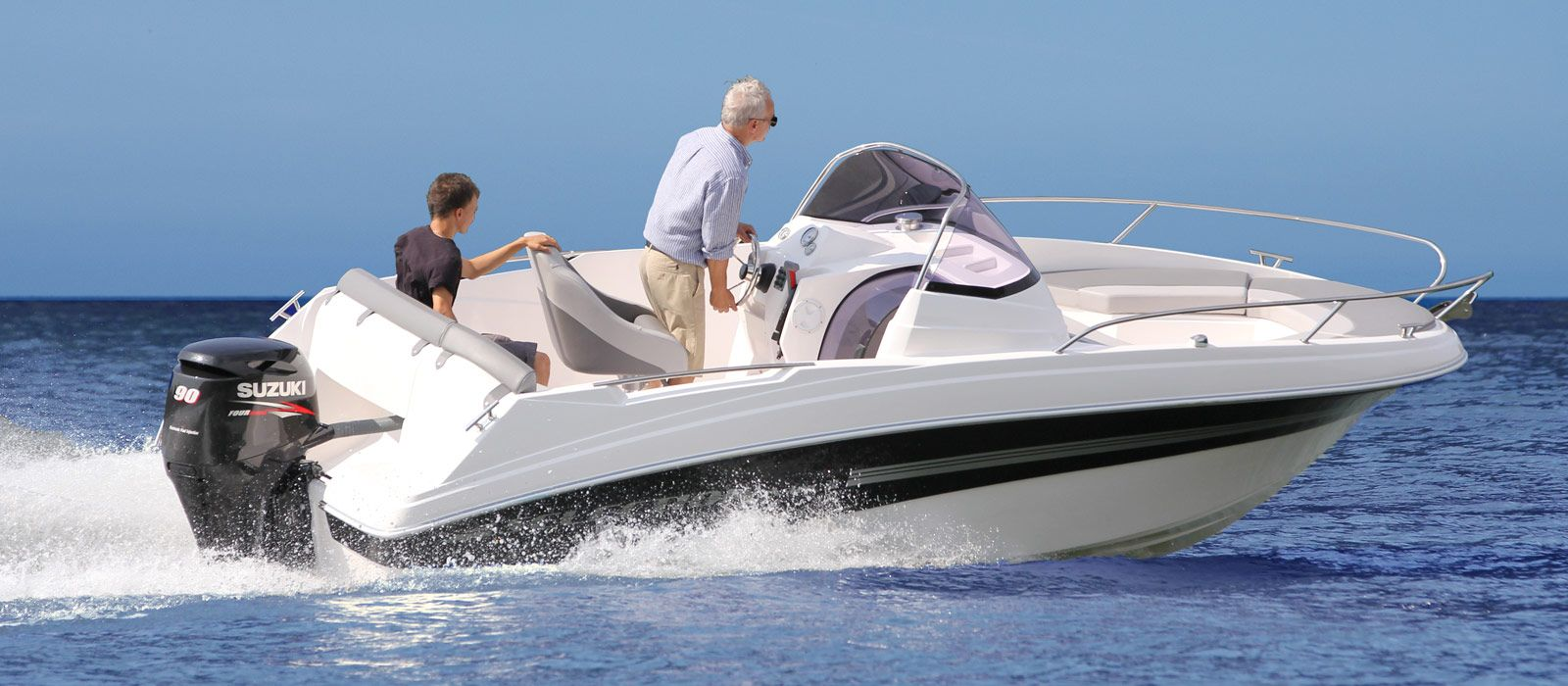 bateau Jeanneau Aston 20