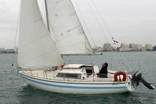 voilier Cap 540 Hanse Yachts