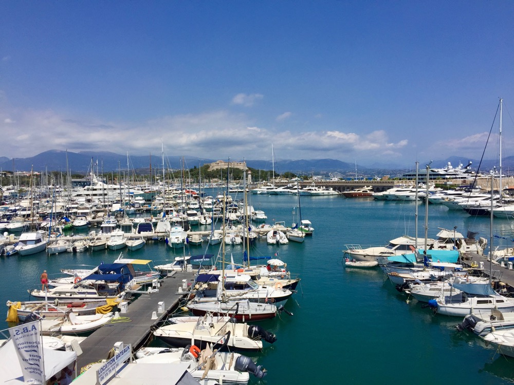 Antibes - Bassin des SuperYachts