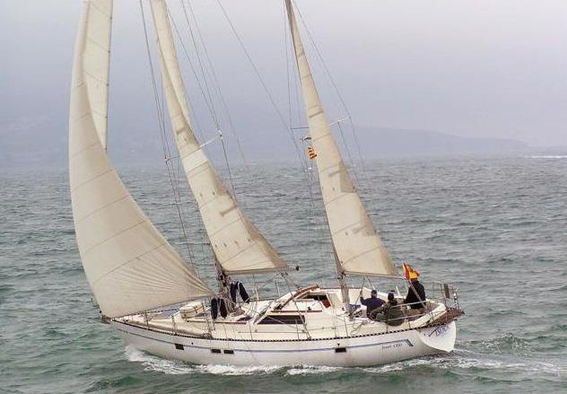 voilier Jouët 1300 Dufour Yachts