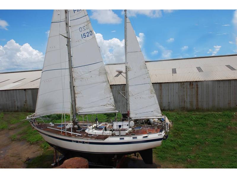 bateau moteur Nautor's Swan Nautor 43