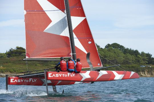 voilier Easy to fly Erplast