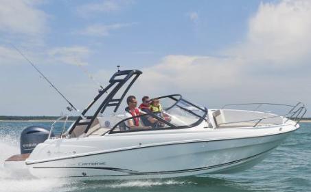 bateau Brabus Cap Camarat 6.5 BR
