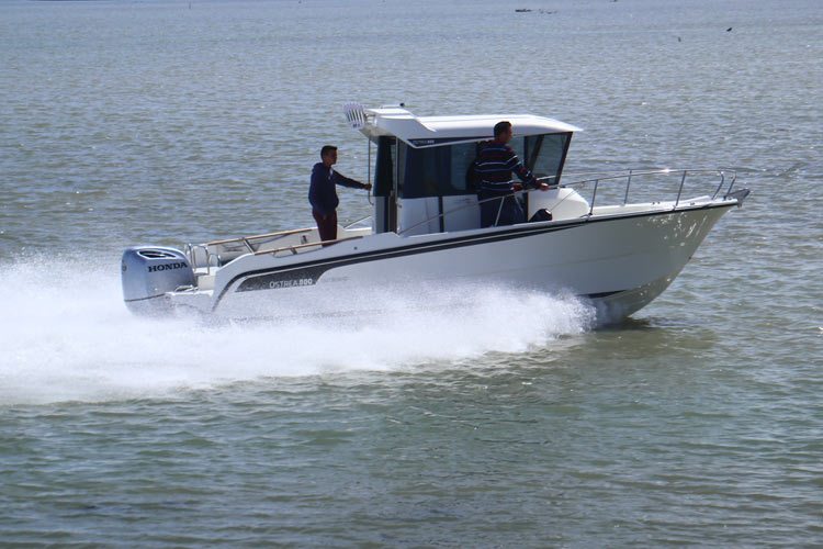 bateau Airon Marine Ostréa 800 Outboard