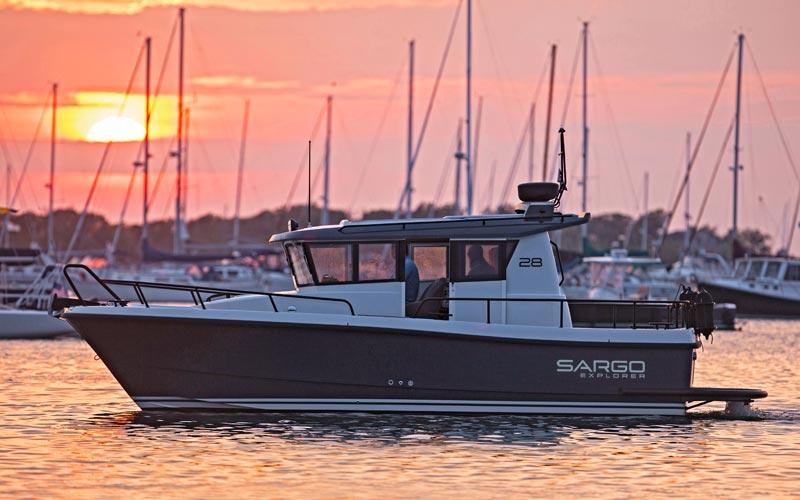 Sargo 28 Explorer de