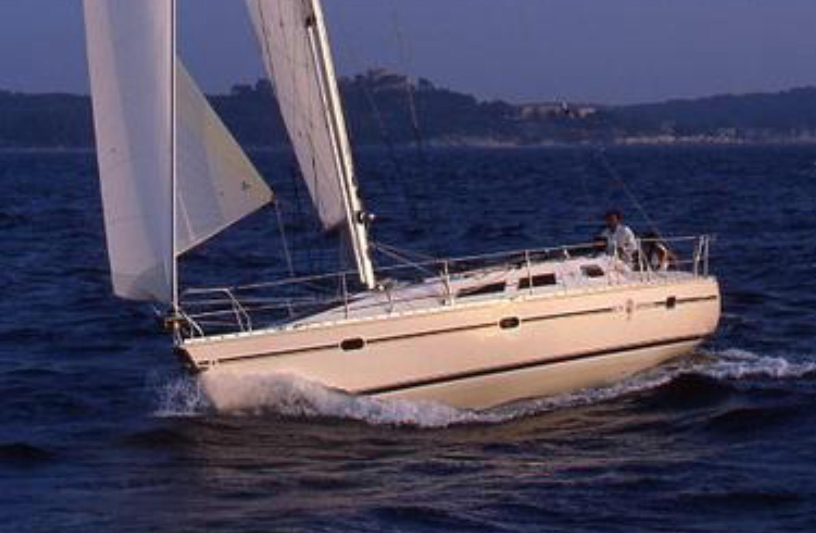 Sun Odyssey 36 de