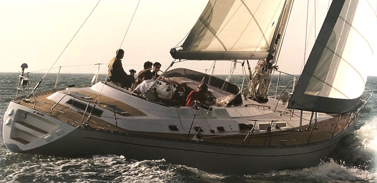 voilier Dufour 56 Prestige Yachting-France