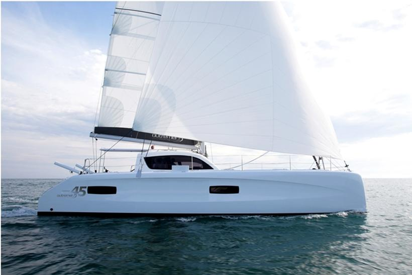 voilier Outremer 45 Rebel Industries