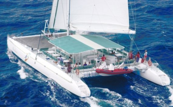 voilier Ocean Voyager 78 Outremer Yachting