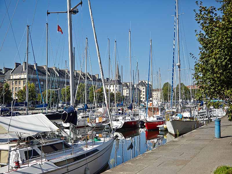 Caen - Bassin Saint-Pierre