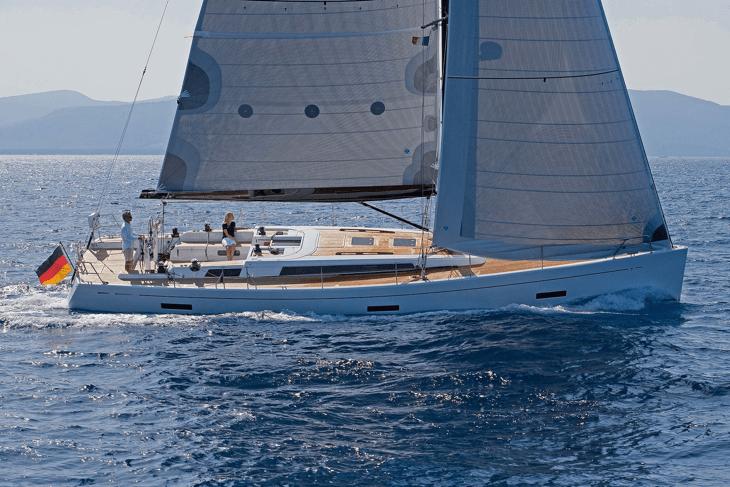 voilier Grand Soleil 54 Dufour Yachts