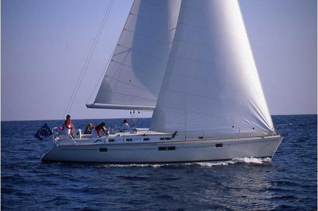 Oceanis 440 de Gabriel legrand
