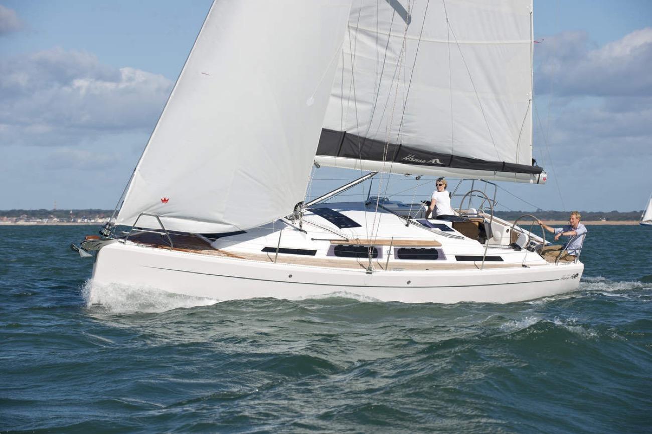 voilier Hanse 345 Go Catamaran