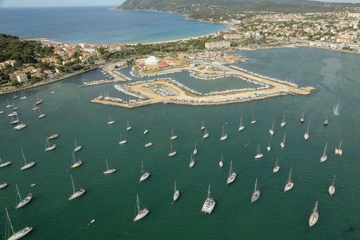Toulon - Port du Lazaret