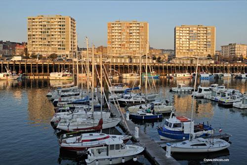 Boulogne-sur-Mer - Port de plaisance