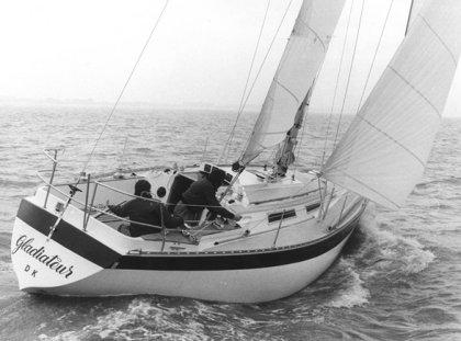 voilier Gladiateur 33 Jeanneau