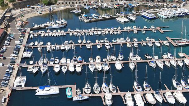Ajaccio - Port Tino Rossi