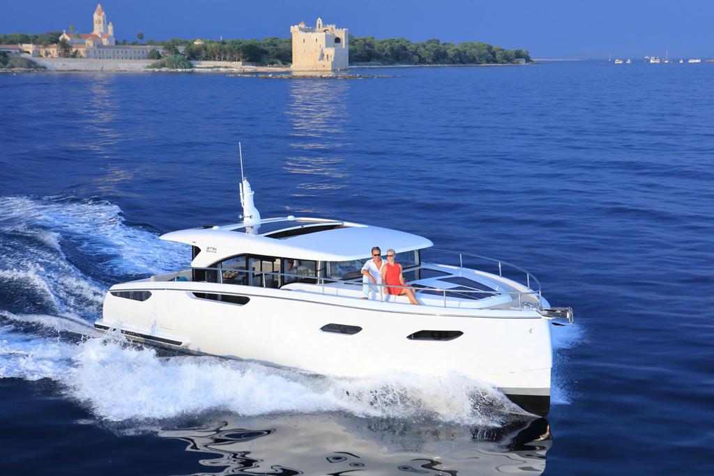 bateau Guymarine Jetten Beach 45