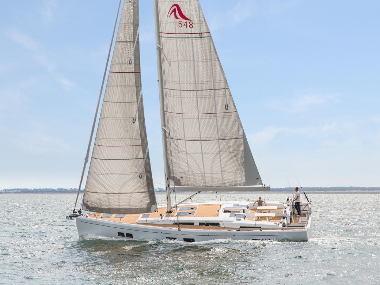 voilier Hanse 548 Wrighton Yachts
