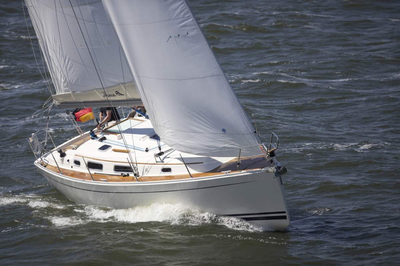 voilier Hanse 342 Sunreef Yachts