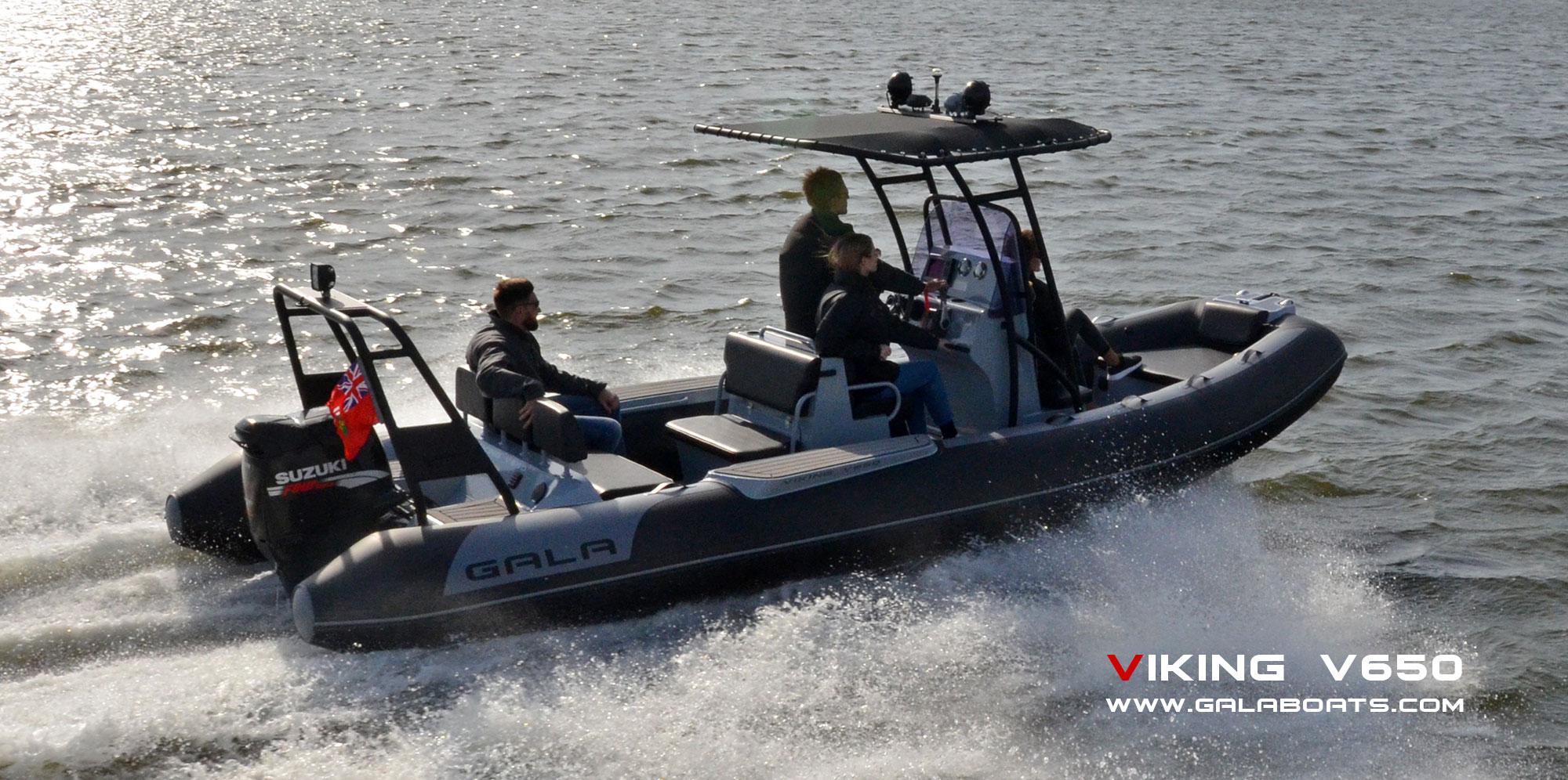 bateau Brig Viking V650