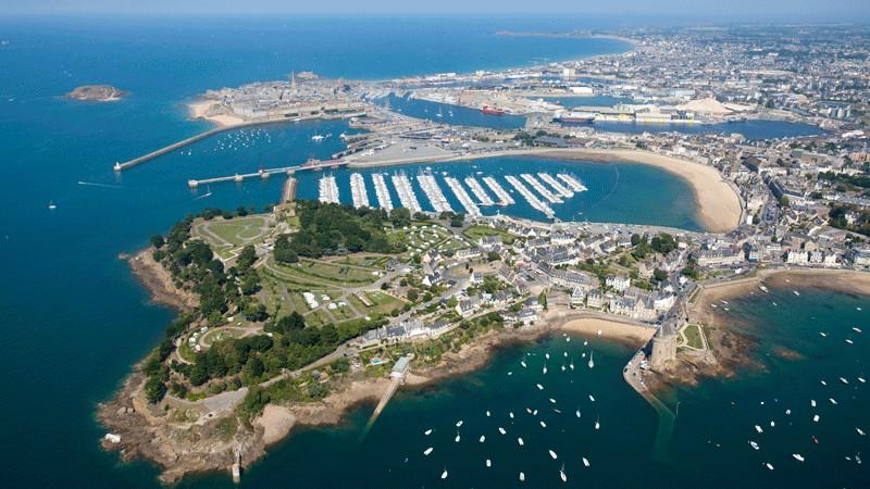Saint-Malo - Port Vauban