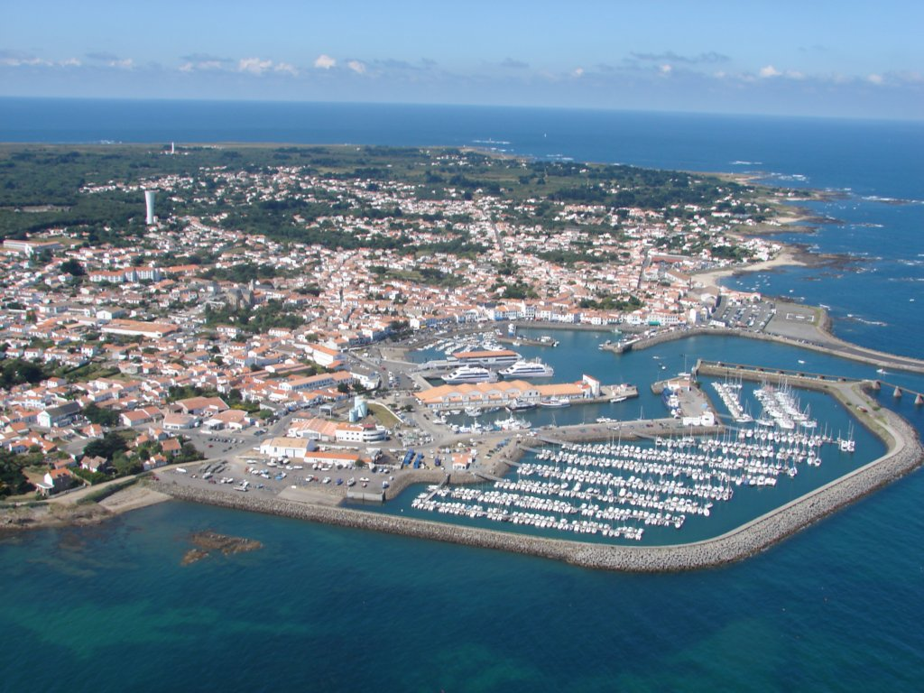 Port-Joinville - port de plaisance