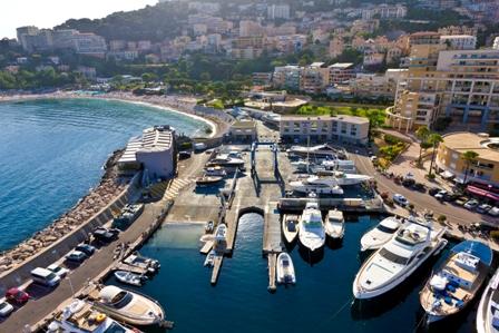 Cap-d'Ail - Port de plaisance
