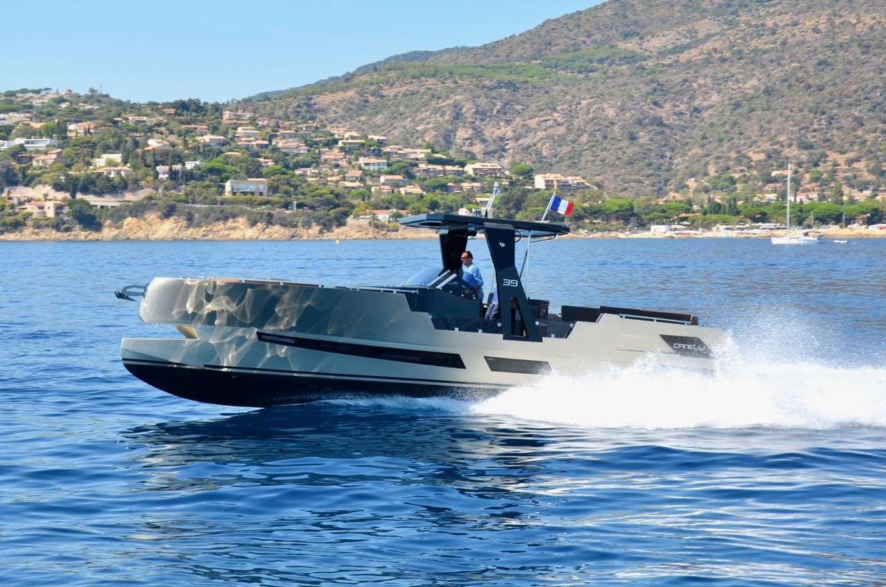bateau Bénéteau Revolutio 39
