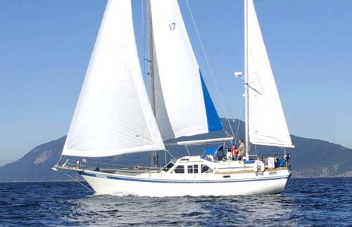 Nauticat 43 de