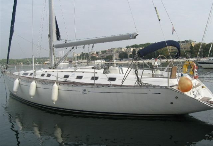 voilier Dufour 50 Classic Yachting-France