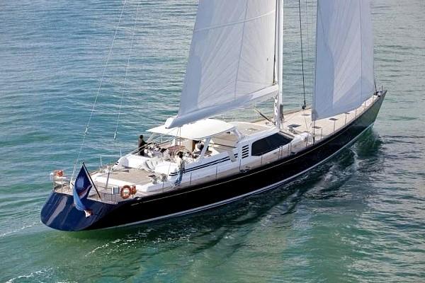 voilier Swan 112 RS Chantier Le Guen-Hémidy