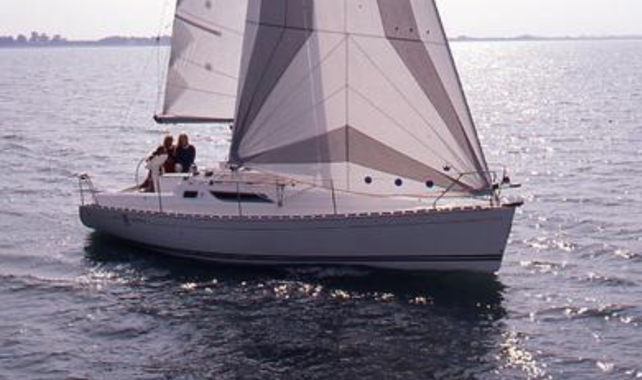 Sun Odyssey 32.1 de Patrick  BIDAL