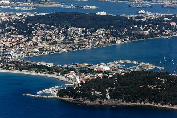 Saint-Elme - Les Sablettes - port de plaisance