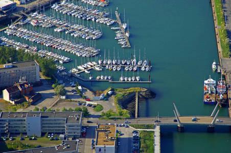 Dunkerque - Yacht Club de la Mer du Nord - Port de plaisance