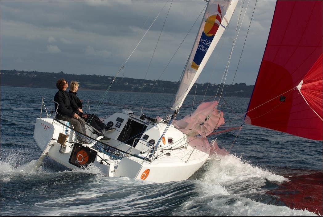 voilier D2 6.50 Marée Haute