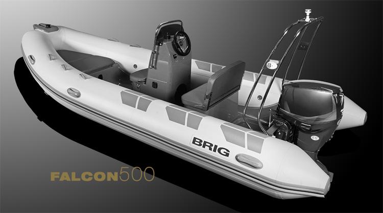Falcon 500 de