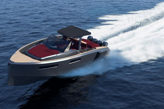 bateau  Evo CC