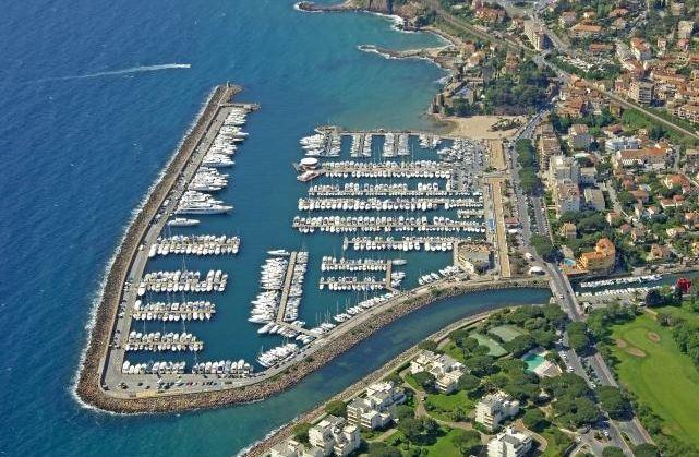 Mandelieu-la-Napoule - Cannes Marina