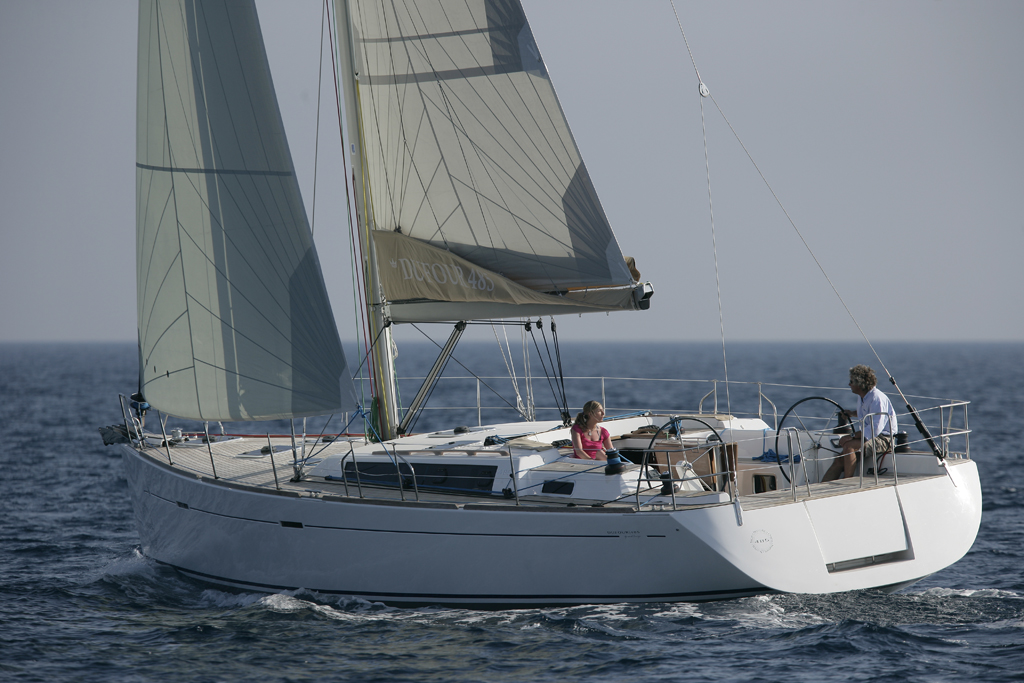 voilier Dufour 485 Grand Large Nautor's Swan