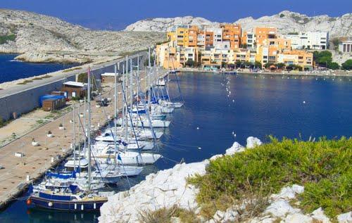 Marseille - Îles du Frioul