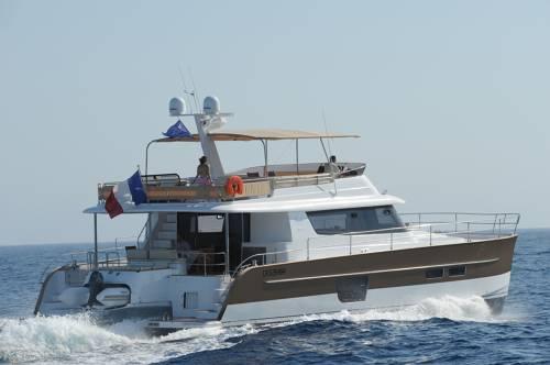 Motor Yacht MY 55 de