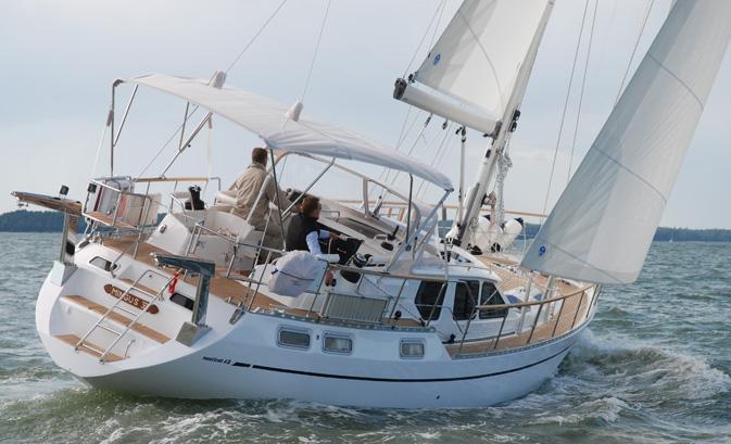 Nauticat 42 de