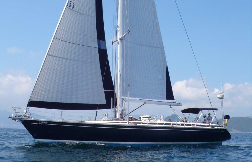 Swan 53 Mk I de