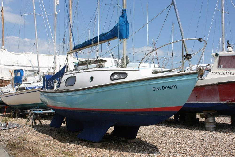 voilier Windrush 25 Westerly