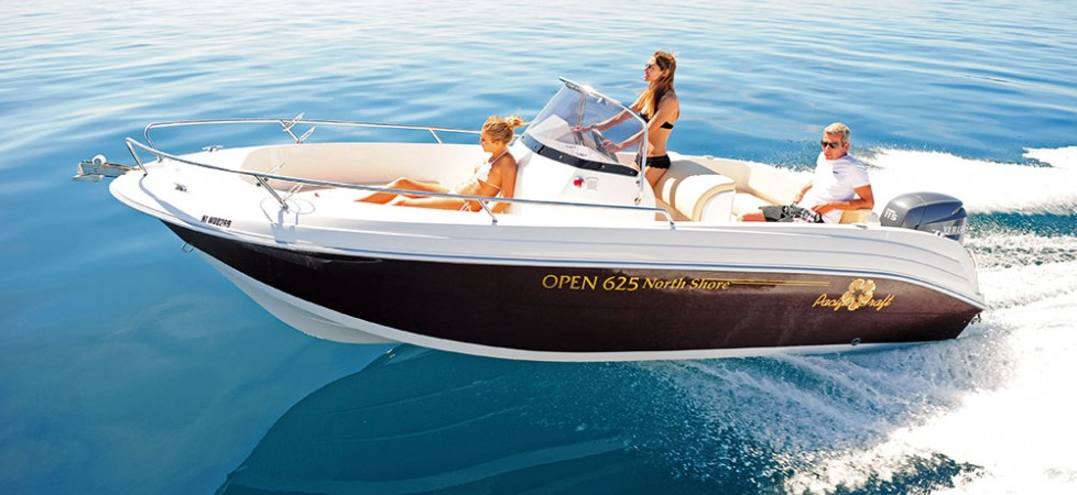 Pacific Craft 625 Open de