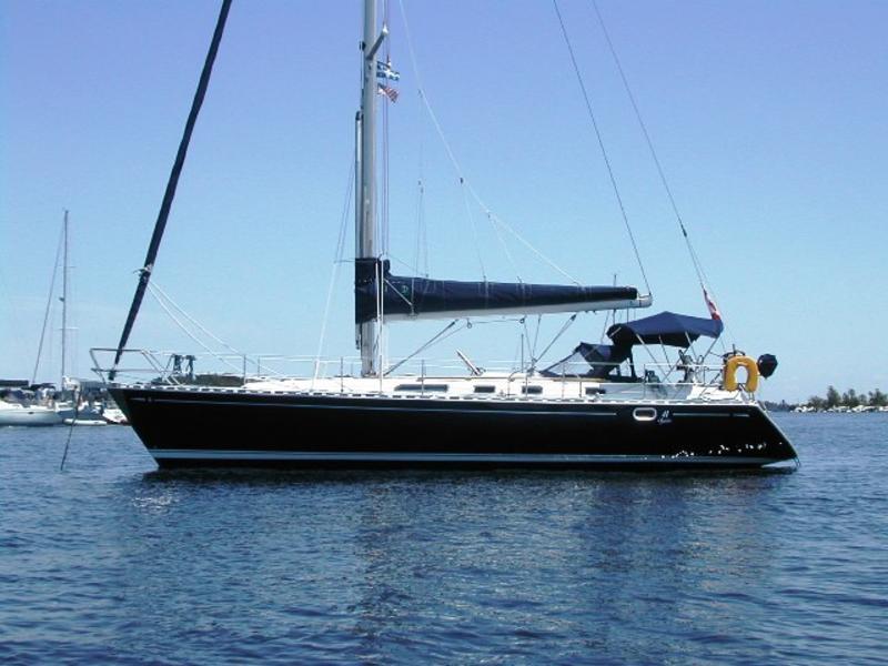 voilier Dufour 41 Classic Chantier Aubin