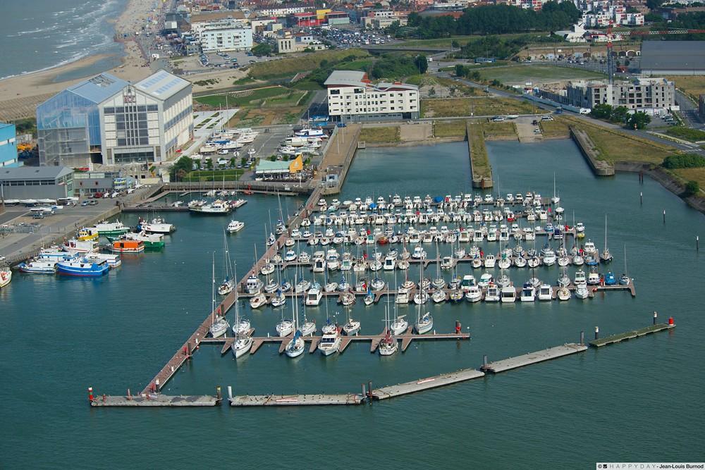 Dunkerque - Port du Grand Large - Port de plaisance