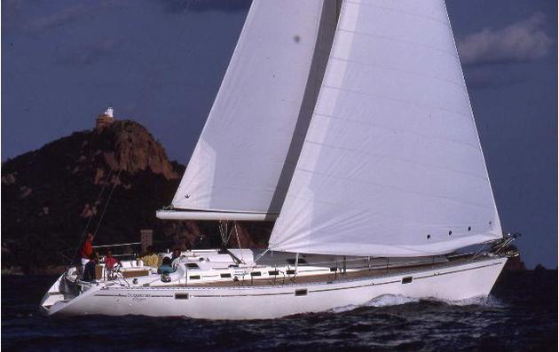 Oceanis 510 de